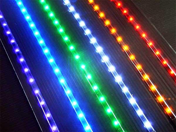 High Density Led Strip Light Non Ul